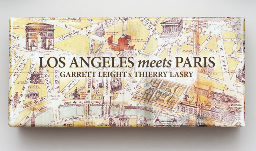 Garrett Leight x Thierry Lasry - packaging