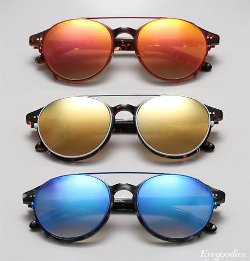 Garrett Leight X Thierry Lasry Sunglasses