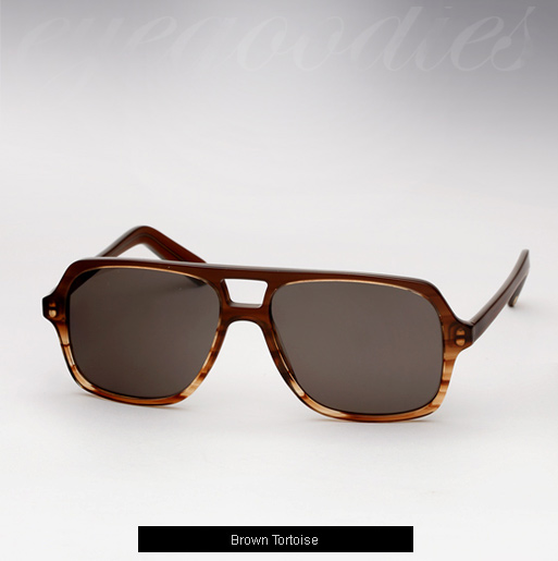 Randolph Engineering X Michael Bastian, Norwich Sunglasses