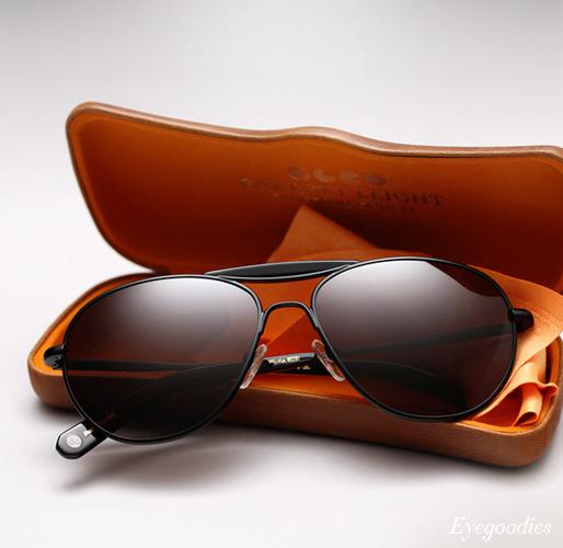 Garrett Leight Speedway T sunglasses