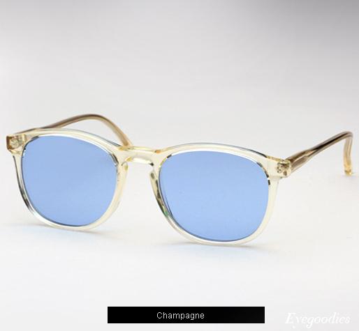 Illesteva Hudson Sunglasses - Champagne