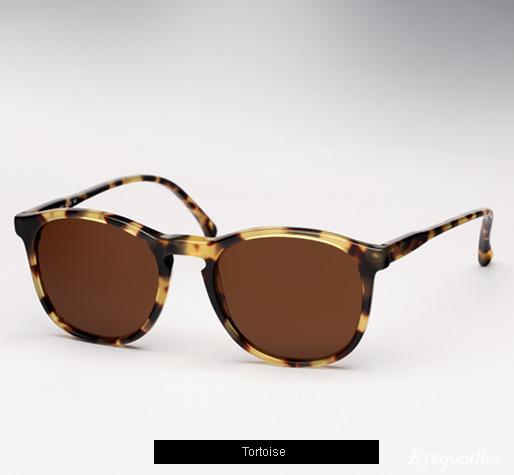 Illesteva Hudson Sunglasses - Tortoise