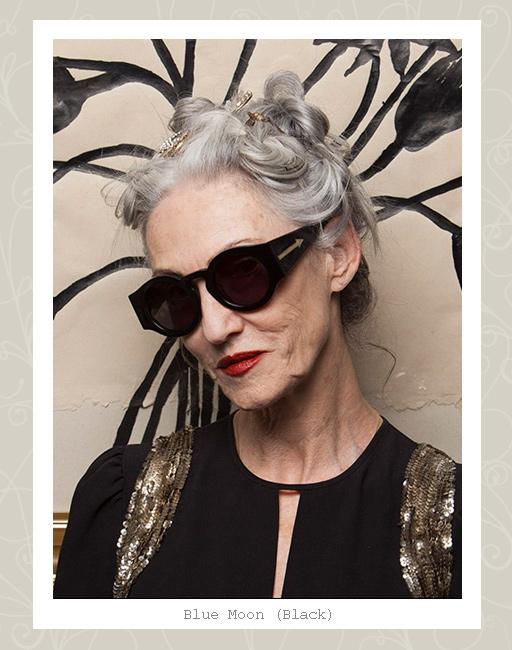 Karen Walker Blue Moon sunglasses