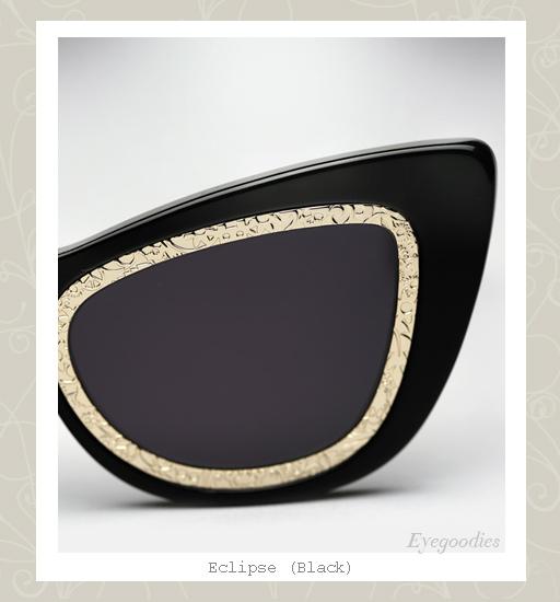 Karen Walker Eclipse sunglasses