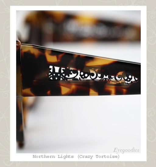 Karen Walker Northern Lights sunglasses - Tortoise
