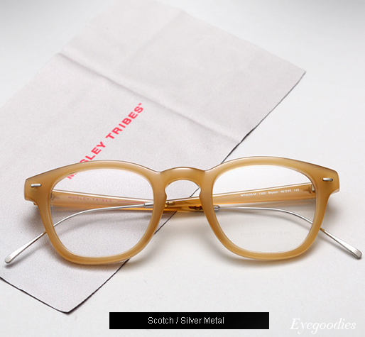 Mosley Tribes Bryson eyeglasses - Scotch