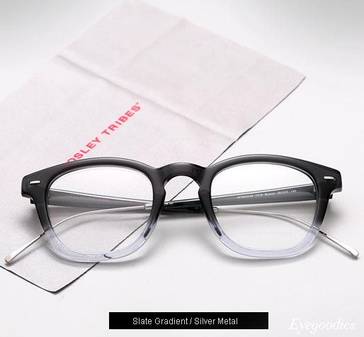 Mosley Tribes Bryson eyeglasses - Slate Gradient