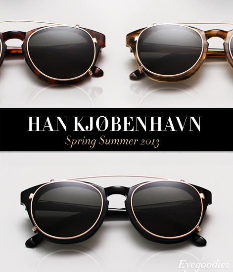 Han Eyewear Spring Summer 2013