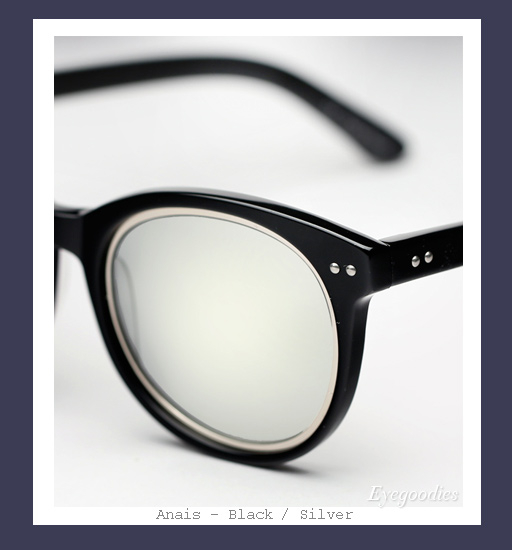 Ksubi X Richard Nicoll Anais sunglasses - Black