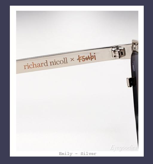 Ksubi X Richard Nicoll Anais sunglasses - Emily