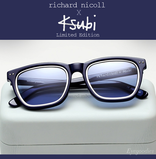 Richard Nicoll x Ksubi sunglasses - Limited edition