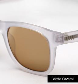 Mosley Tribes Branston sunglasses - Matte Crystal