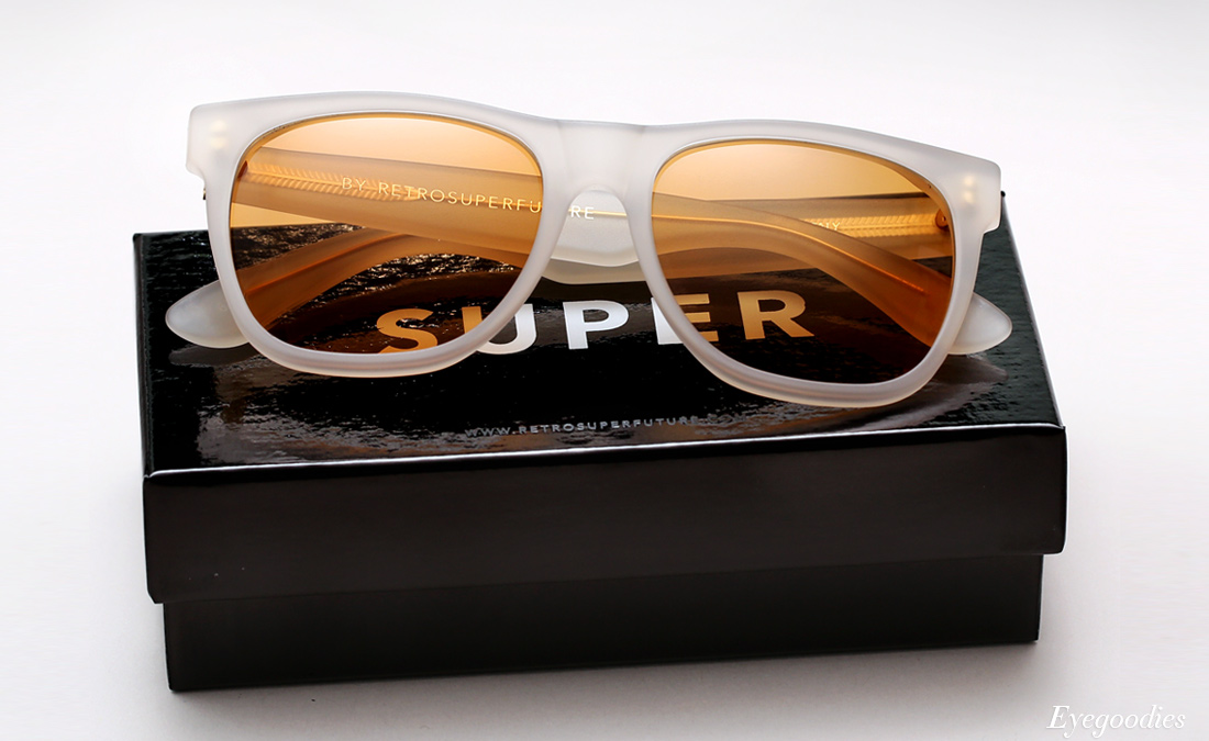 Super Basic Matte Dusk sunglasses