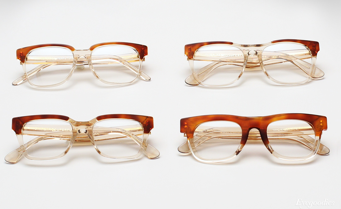Super Repertoire Havana eyeglasses