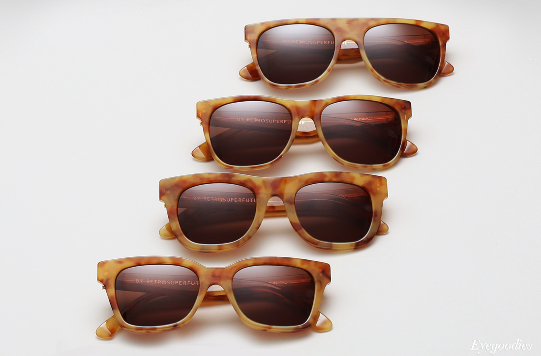 Super Vintage Havana sunglasses