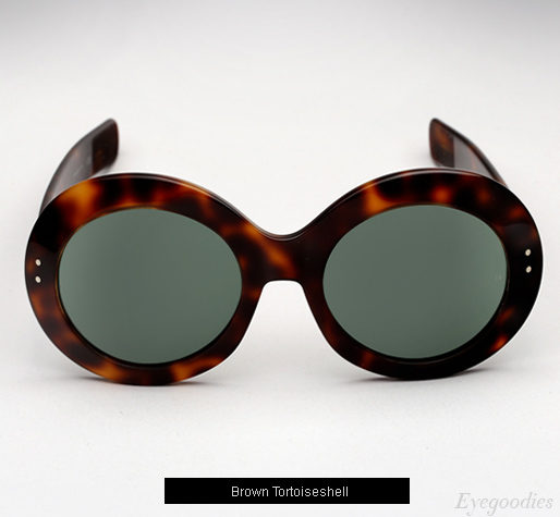 Oliver Goldsmith Koko sunglasses - Brown Tortoiseshell
