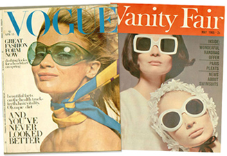 Oliver Goldsmith 1960's press