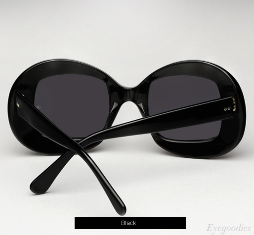 Oliver Goldsmith Uuksu sunglasses - Black