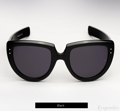 Oliver Goldsmith Y-Not sunglasses - Black