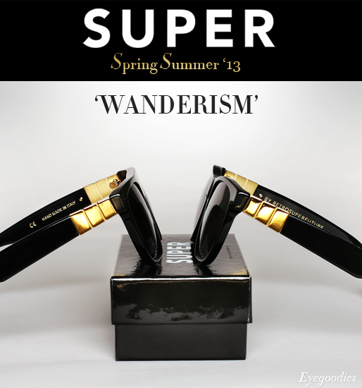Super sunglasses SS 2013