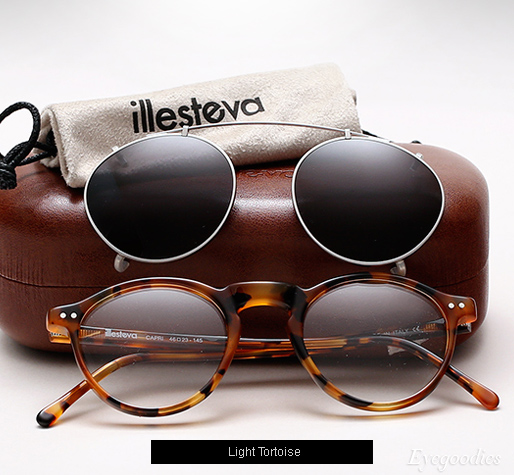 4b5b33b713a Illesteva Felix and Capri sunglasses