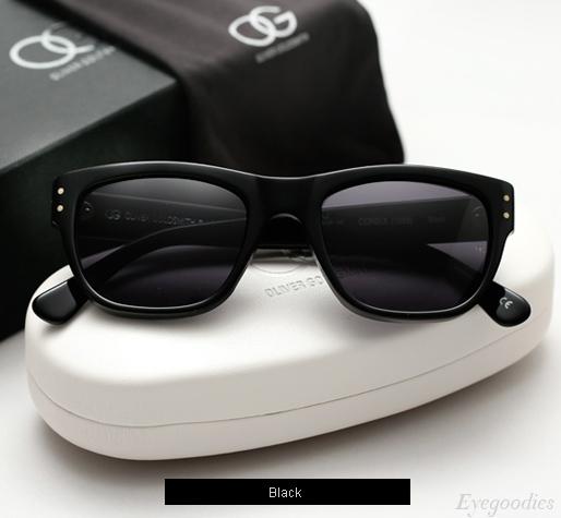 Oliver Goldsmith Consul sunglasses - Black