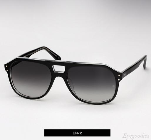 Oliver Goldsmith Glyn Sunglasses - Black