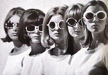 Oliver Goldsmith sunglasses - Archive Pic
