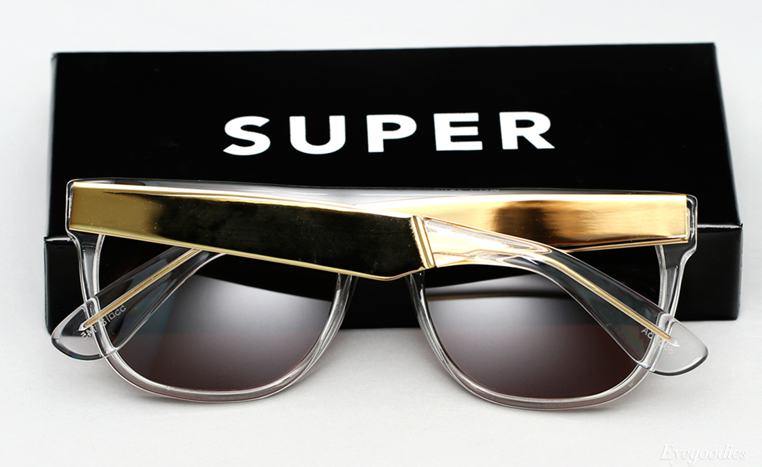 Super Crystal & Gold (francis) sunglasses
