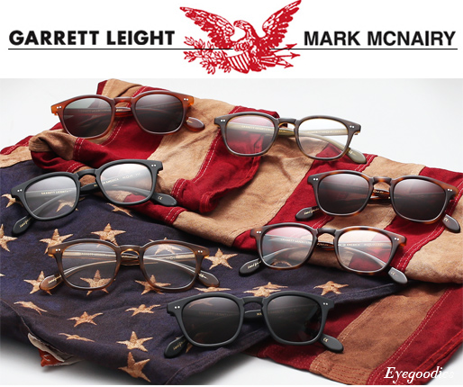 Garrett Leight X Mark McNairy - Limited Edition