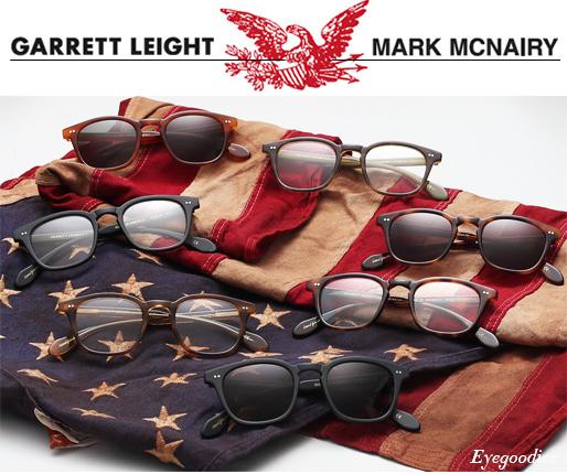 Garrett Leight X Mark McNairy - Limited Edition