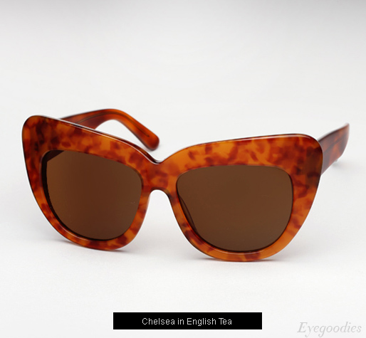 House of Harlow Chelsea sunglasses - English Tea