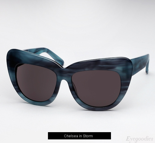 House of Harlow Chelsea sunglasses - Storm