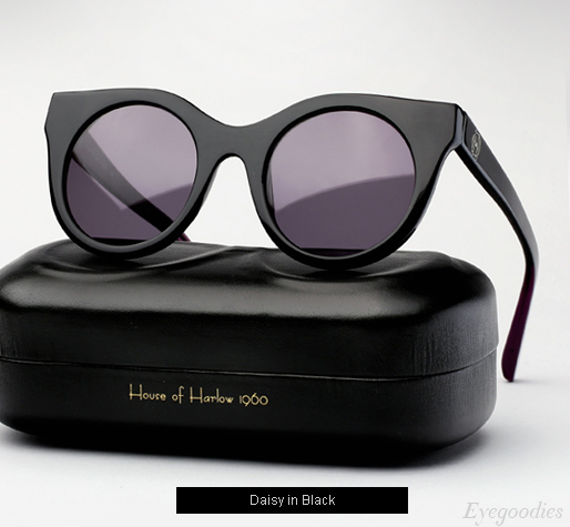House of Harlow Daisy sunglasses - Black