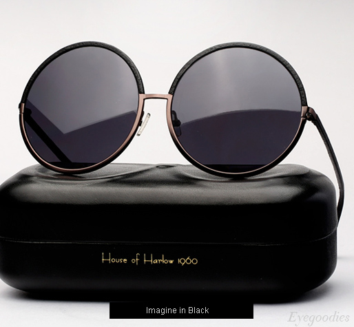 House of Harlow Imagine sunglasses - Black