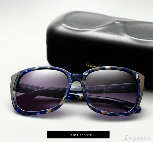 House of Harlow Julie sunglasses - Sapphire