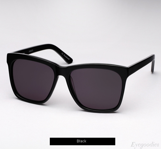 Ksubi Grus sunglasses - Black
