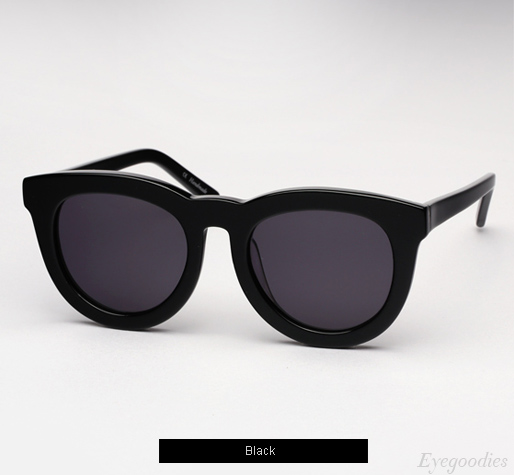 Ksubi Orion sunglasses - Black