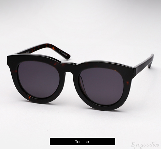 Ksubi Orion sunglasses - Tortoise