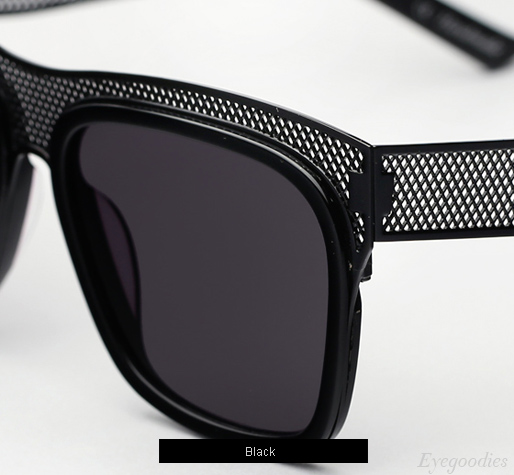 Ksubi Polaris sunglasses - Black