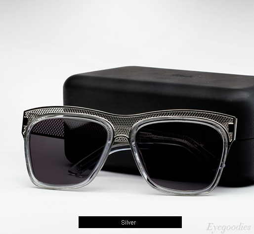 Ksubi Polaris sunglasses - Silver