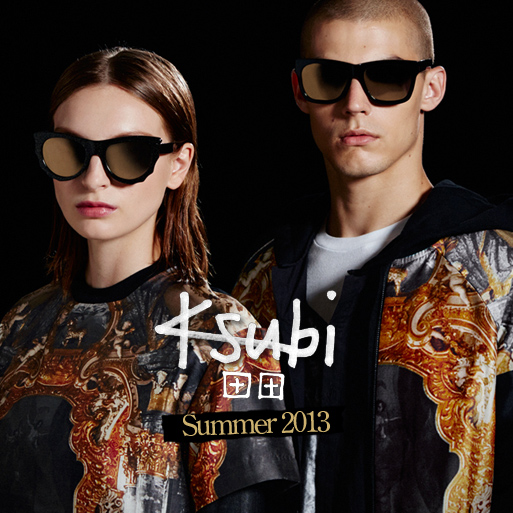 Ksubi Sunglasses - Summer 2013
