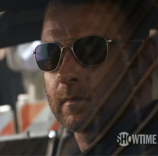 Ray Donovan sunglasses