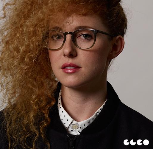 Garrett Leight Kinney eyeglasses