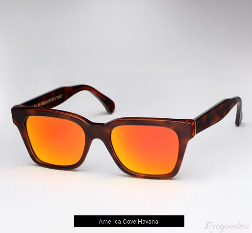 Super America Cove Havana sunglasses