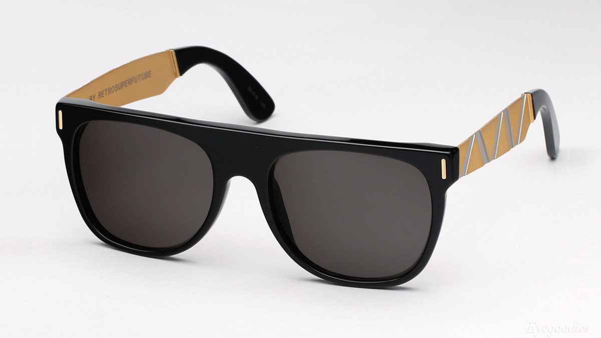 Super Flat Top Saldatura Francis sunglasses