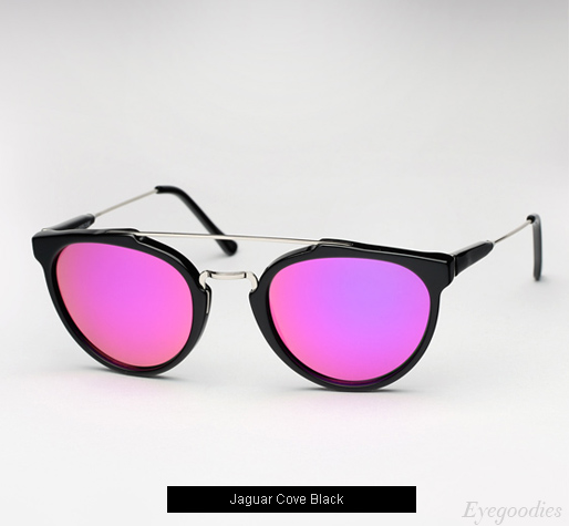 Super Jaguar Cove Black sunglasses