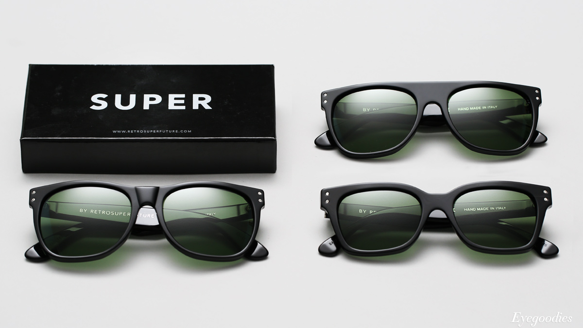 Super Vetra sunglasses | Flat Top, Basic Shape, America