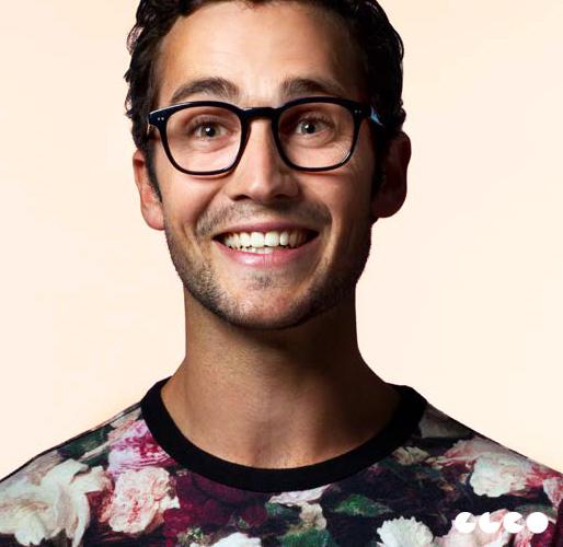 Garrett Leight Dudley Eyeglasses