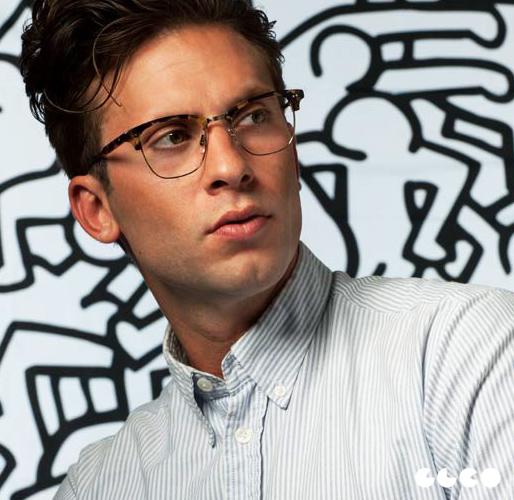 Garrett Leight Lincoln eyeglasses